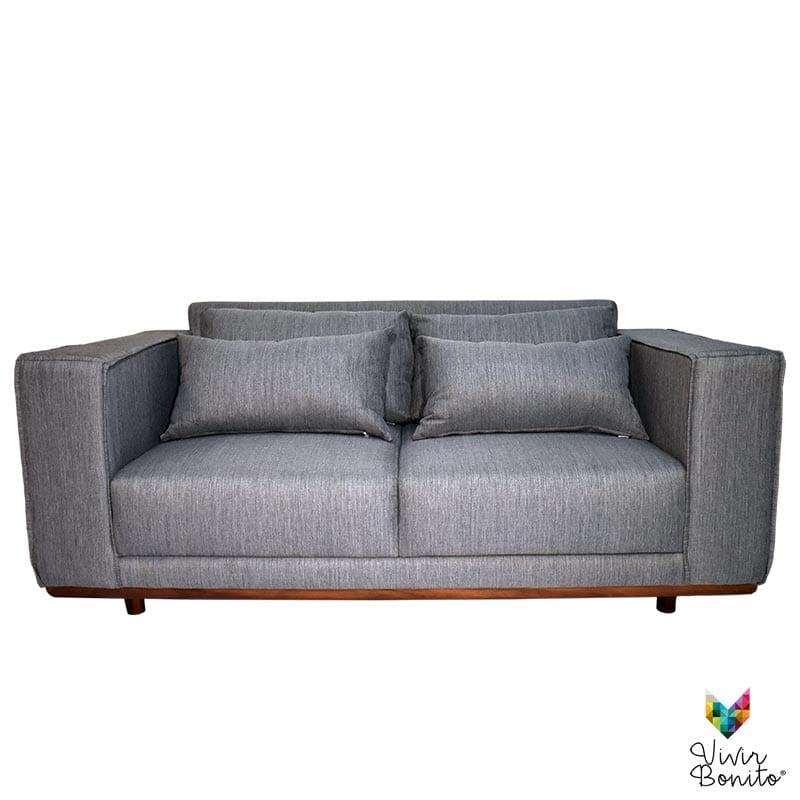 Sofa c modo moderno y bonito m xico vivir bonito sillas for Sofas comodos y bonitos