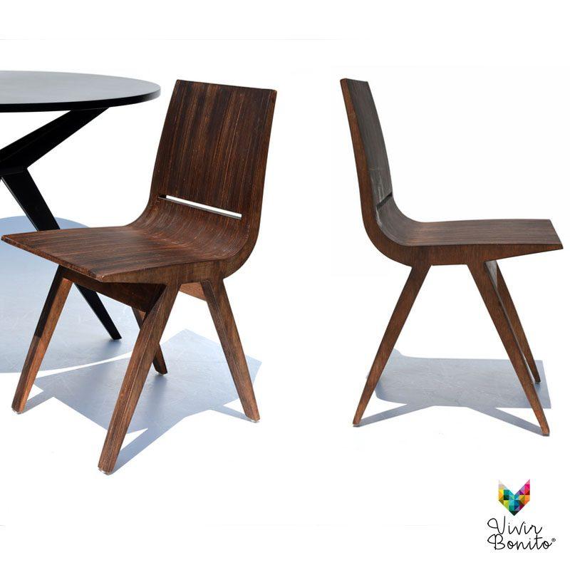 Silla para comedor moderno Fabricado México | Vivir Bonito sillas ...