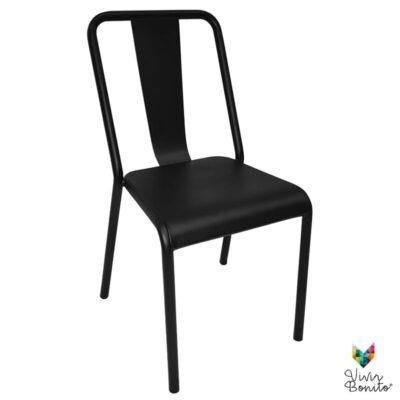 sillas de herrería para jardín