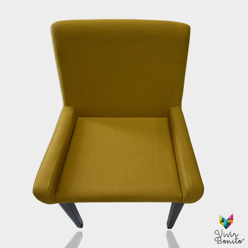 Sillon Indie Gold diseño 4