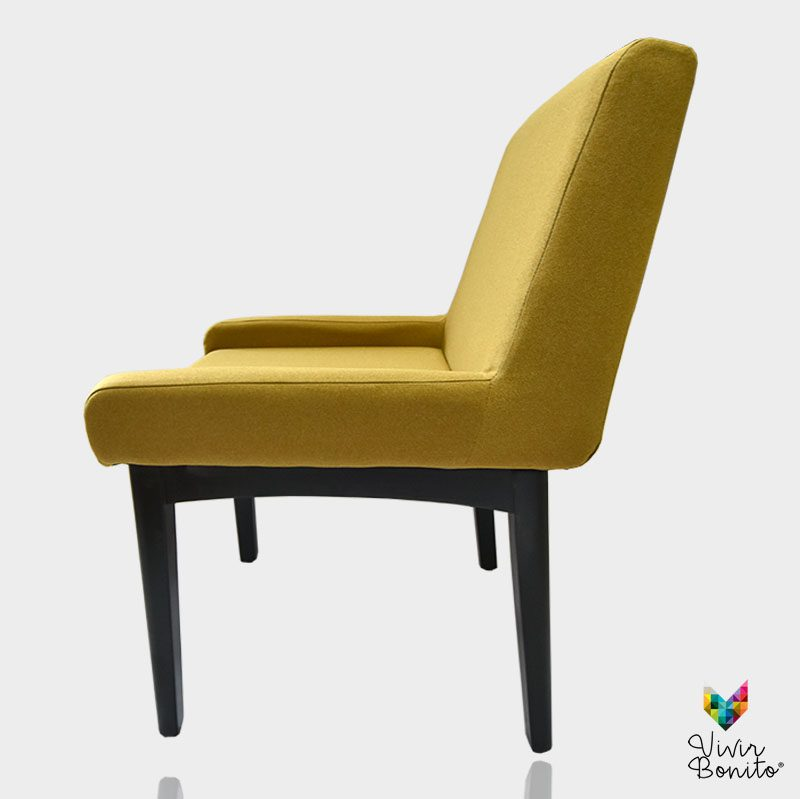 Sillon Indie Gold diseño 5