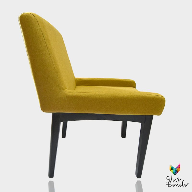 Sillon Indie Gold diseño 6