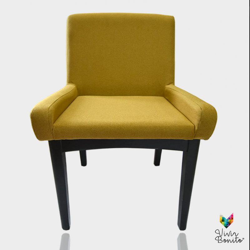 Sillon Indie Gold diseño