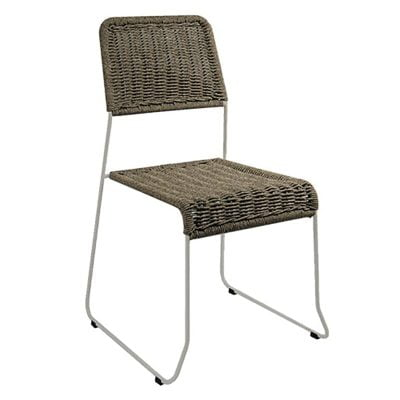 sillas para jardín tejidas