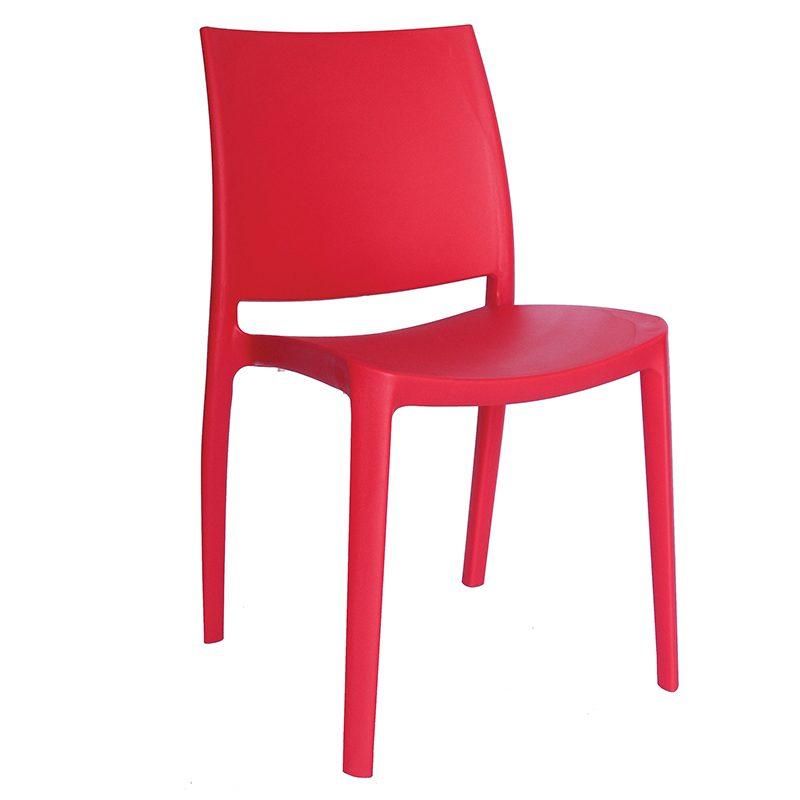 silla mexicali rojo