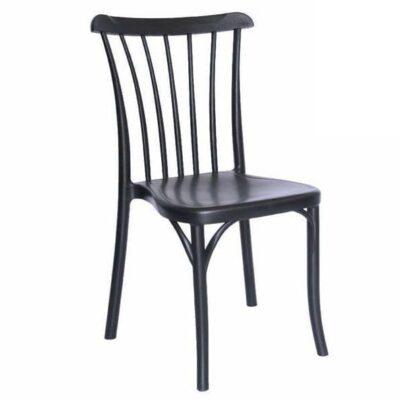 La silla de plástico windsor