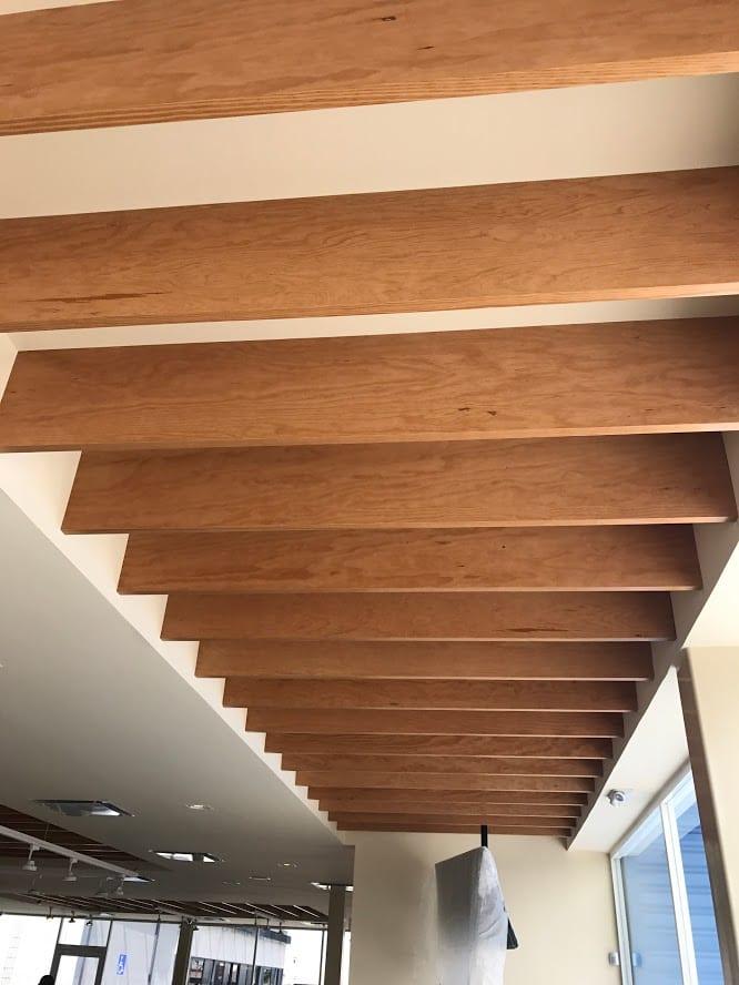Plafon Madera Fabricacion Muebles Interioresmo para Restaurantes y Hoteles