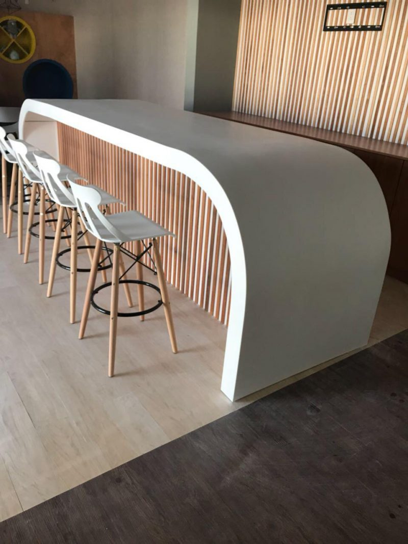 carpinteria interiorismo corian san luis potosi diseño