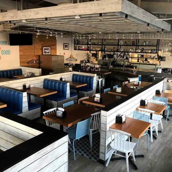 mesas para restaurante
