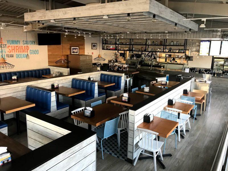 plafon Interiorismo Diseño para Restaurantes