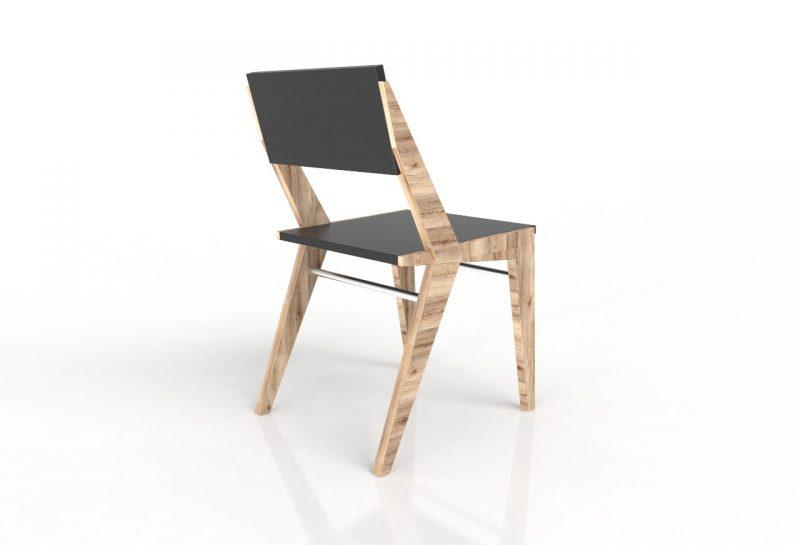 silla diseñador industrial para tu negocio