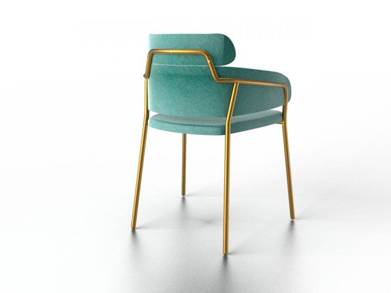sillas para cafeterias con diseño personalizado