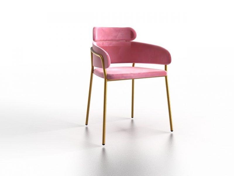sillas para cafeterias con diseño personalizado cafe