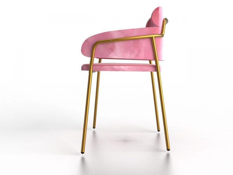 sillas para cafeterias con diseño personalizado franquicias