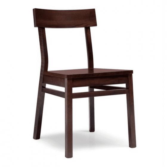 sillas para restaurantes de madera de pino haya encico carpinteria interiorismo personalizada para cafeterias y bar