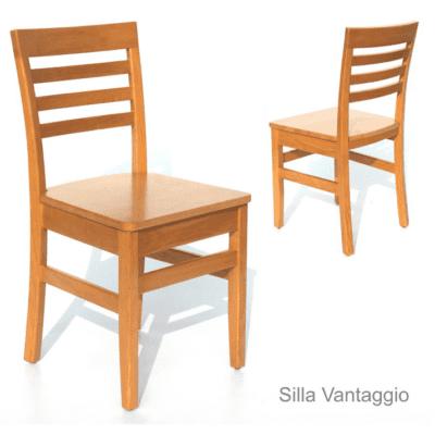 sillas de madera para comedor modernas