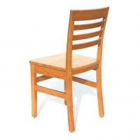 sillas para restaurantes de madera de pino haya encino uso multiple para cafeteria y bar