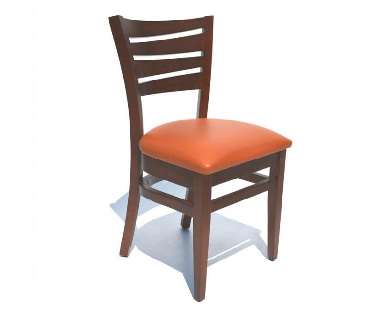 sillas para restaurantes de madera haya pino encino natural para cafeterias y bares