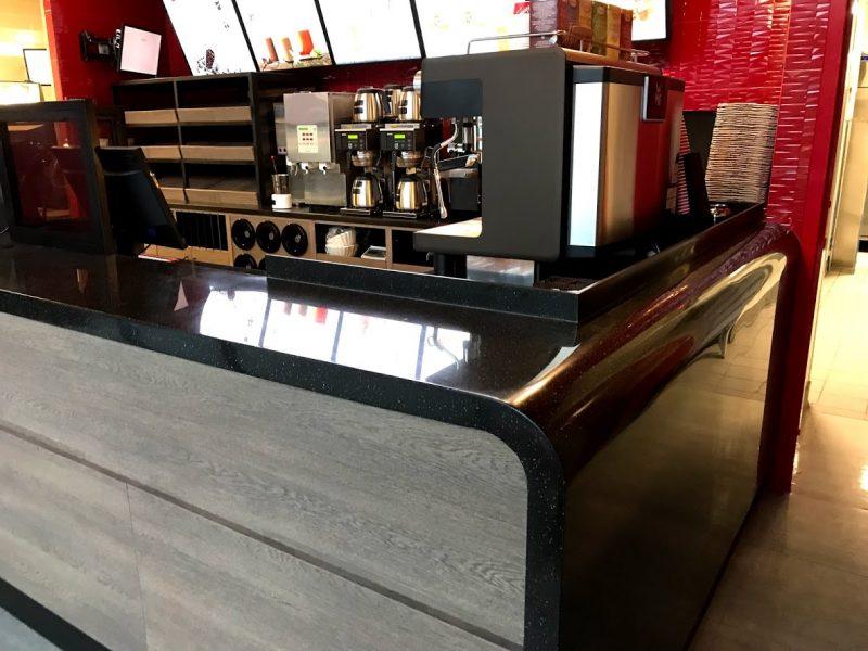 termoformado corian hoteles restaurantes cafeterias
