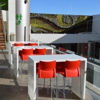 mesas para comedores empresa barras altas superficie solida corian