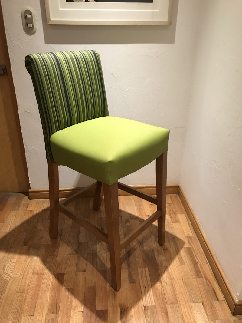 sillas para restaurantes hoteles bares bancos altos easy dekor pistache madera nogal natural