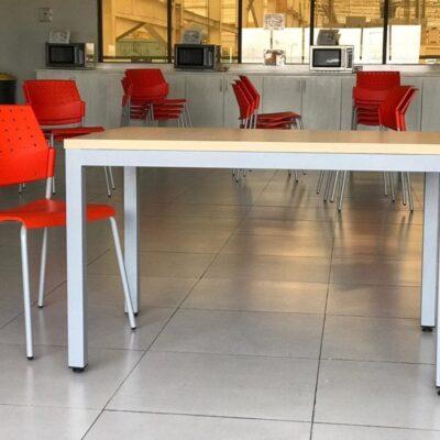 Mesas para comedor empresas