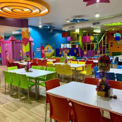 sillas para salon de fiestas infantiles