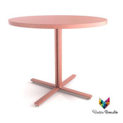 mesas para cafeterías pastel modernas