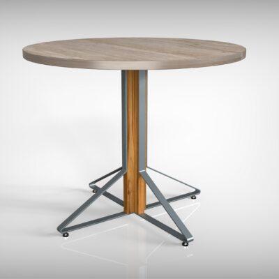 mesas de madera diseños